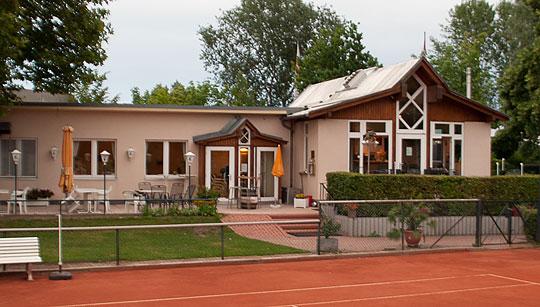 OSC-Tennis Vereinsheim mit Gastronomie